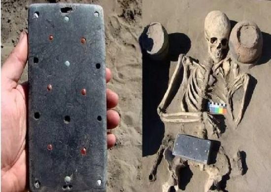 E pabesueshme! Në Rusi zbulohet objekti 2,100 vjeçar, ngjan me një celular
