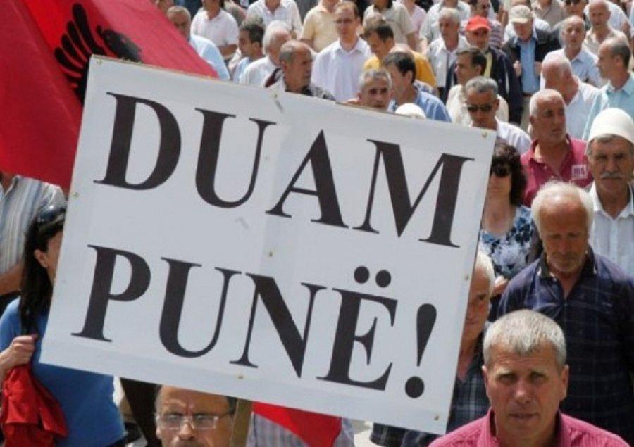 Shqipëria fsheh shifrat reale të papunësisë