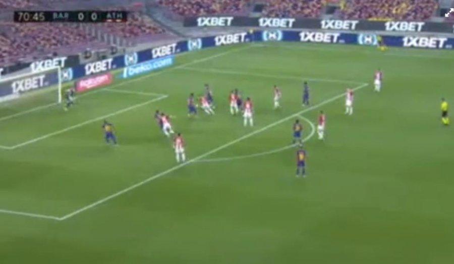 Zhbllokohet sfida Barcelona – Athletic Bilbao