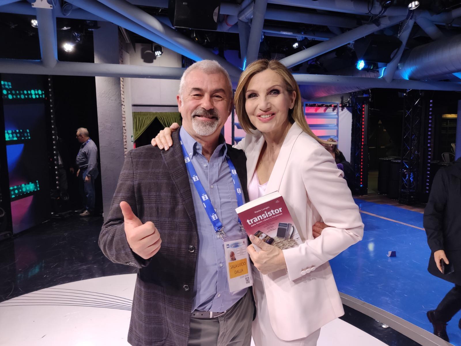 Historia e radios FM e treguar nga pionieri: Paolo Lunghi (video)